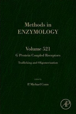 G Protein Coupled Receptors: Volume 521