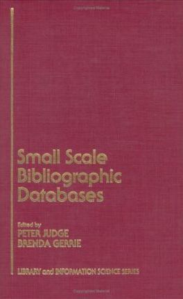 Small Scale Bibliographic Databases