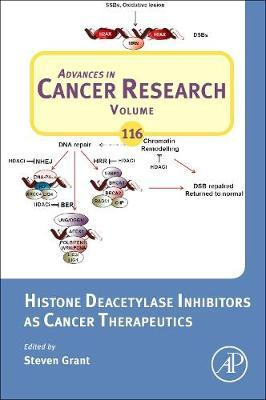 Histone Deacetylase Inhibitors as Cancer Therapeutics: Volume 116