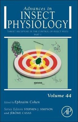 Target Receptors in the Control of Insect Pests: Part I: Volume 44