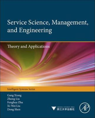 Service Science, Management, and Engineering: