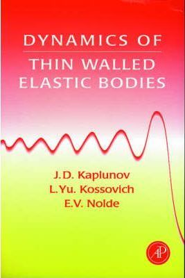 Dynamics of Thin Walled Elastic Bodies