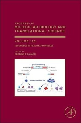 Telomeres in Health and Disease: Volume 125