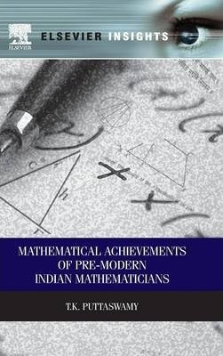 Mathematical Achievements of Pre-modern Indian Mathematicians
