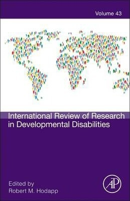 International Review of Research in Developmental Disabilities: Volume 43