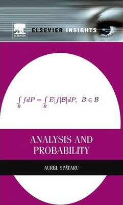 Analysis and Probability