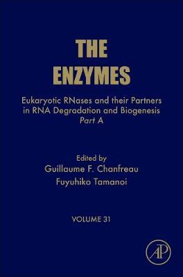 Eukaryotic RNases and their Partners in RNA Degradation and Biogenesis: Volume 31