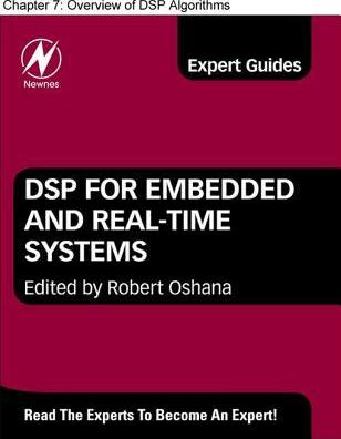 Overview of DSP Algorithms