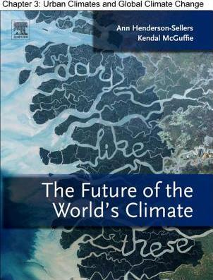 Urban Climates and Global Climate Change