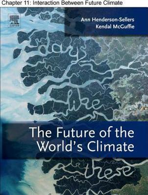 Interaction Between Future Climate and Terrestrial Carbon and Nitrogen