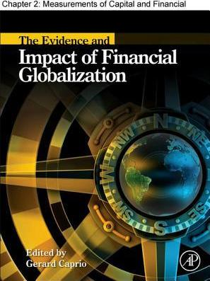 Chapter 02, Measurements of Capital and Financial Current Account Openness