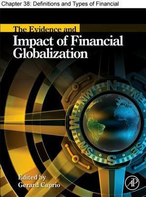 Chapter 38, Definitions and Types of Financial Contagion