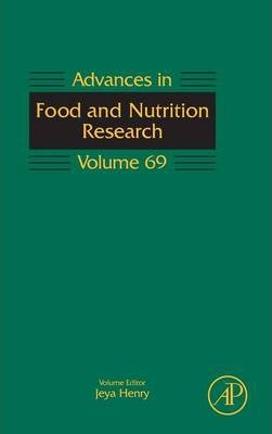 Advances in Food and Nutrition Research: Volume 70