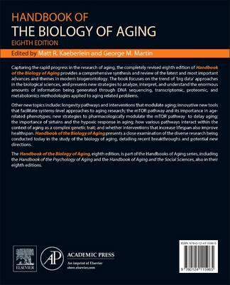 Handbook of the Biology of Aging
