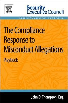 The Compliance Response to Misconduct Allegations