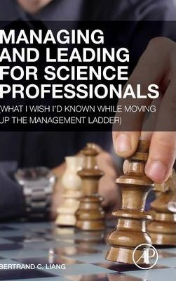 Managing and Leading for Science Professionals