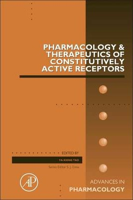 Pharmacology and Therapeutics of Constitutively Active Receptors: Volume 70