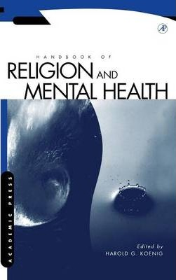 Handbook of Religion and Mental Health