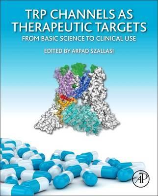 TRP Channels as Therapeutic Targets