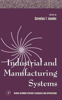 Industrial and Manufacturing Systems: Volume 4