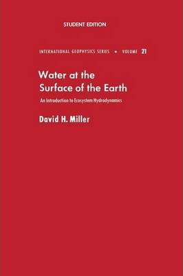 Water at the Surface of Earth