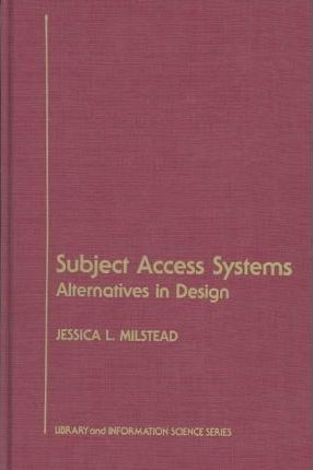 Subject Access Systems