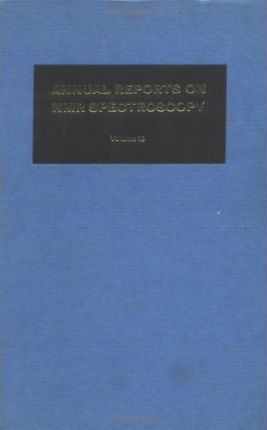 Annual Reports on NMR Spectroscopy: 62