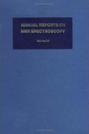 Annual Reports on Nuclear Magnetic Resonance Spectroscopy: v. 20