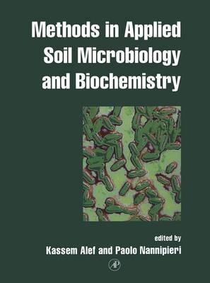 Methods in Applied Soil Microbiology and Biochemistry