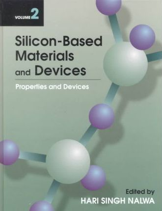 Silicon-based Material And Devices
