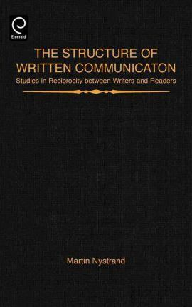 The Structure of Written Communication
