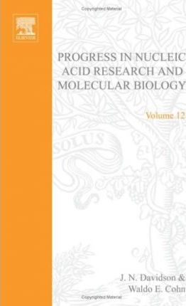 Progress in Nucleic Acid Research and Molecular Biology: v. 12