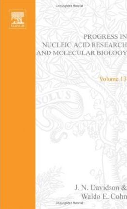 Progress in Nucleic Acid Research and Molecular Biology: v. 13