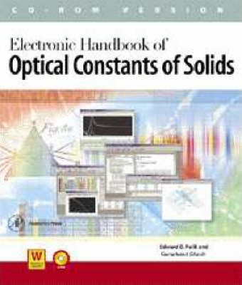 Electronic Handbook of Optical Constants of Solids: v1-5