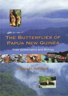 The Butterflies of Papua New Guinea