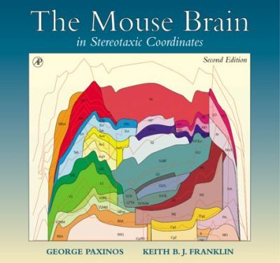 The Mouse Brain in Stereotaxic Coordinates: Deluxe Edition