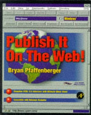 Publish it on the Web!: Windows Version
