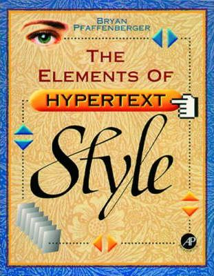 The Elements of Hypertext Style