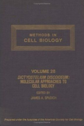 Methods in Cell Biology: Dictyostelium Discoideum - Molecular Approaches to Cell Biology v. 28