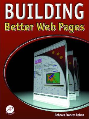 Building Better Web Pages
