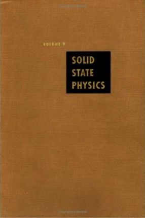 Solid State Physics: v. 9