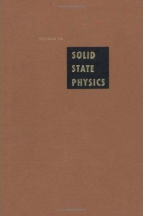 Solid State Physics: v. 14