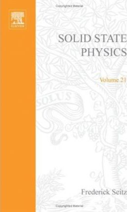 Solid State Physics: v. 21