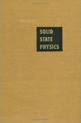 Solid State Physics: v. 24