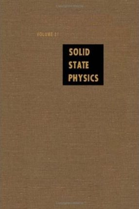 Solid State Physics: v. 31