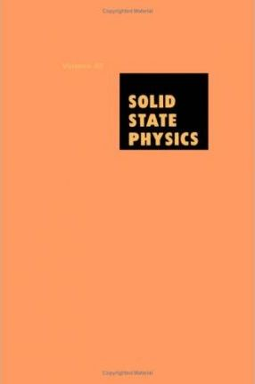 Solid State Physics: v. 45
