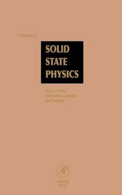 1955-1999: Overview, Contents, and Authors: Volume 53