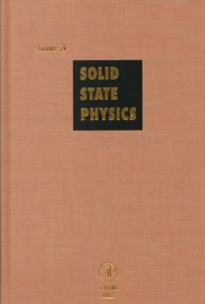 Solid State Physics Vol 54: Volume 54