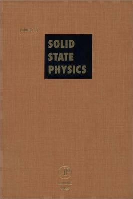 Solid State Physics: Volume 57