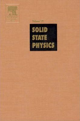 Solid State Physics: Volume 59